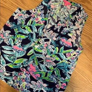 Brand new Lilly top
